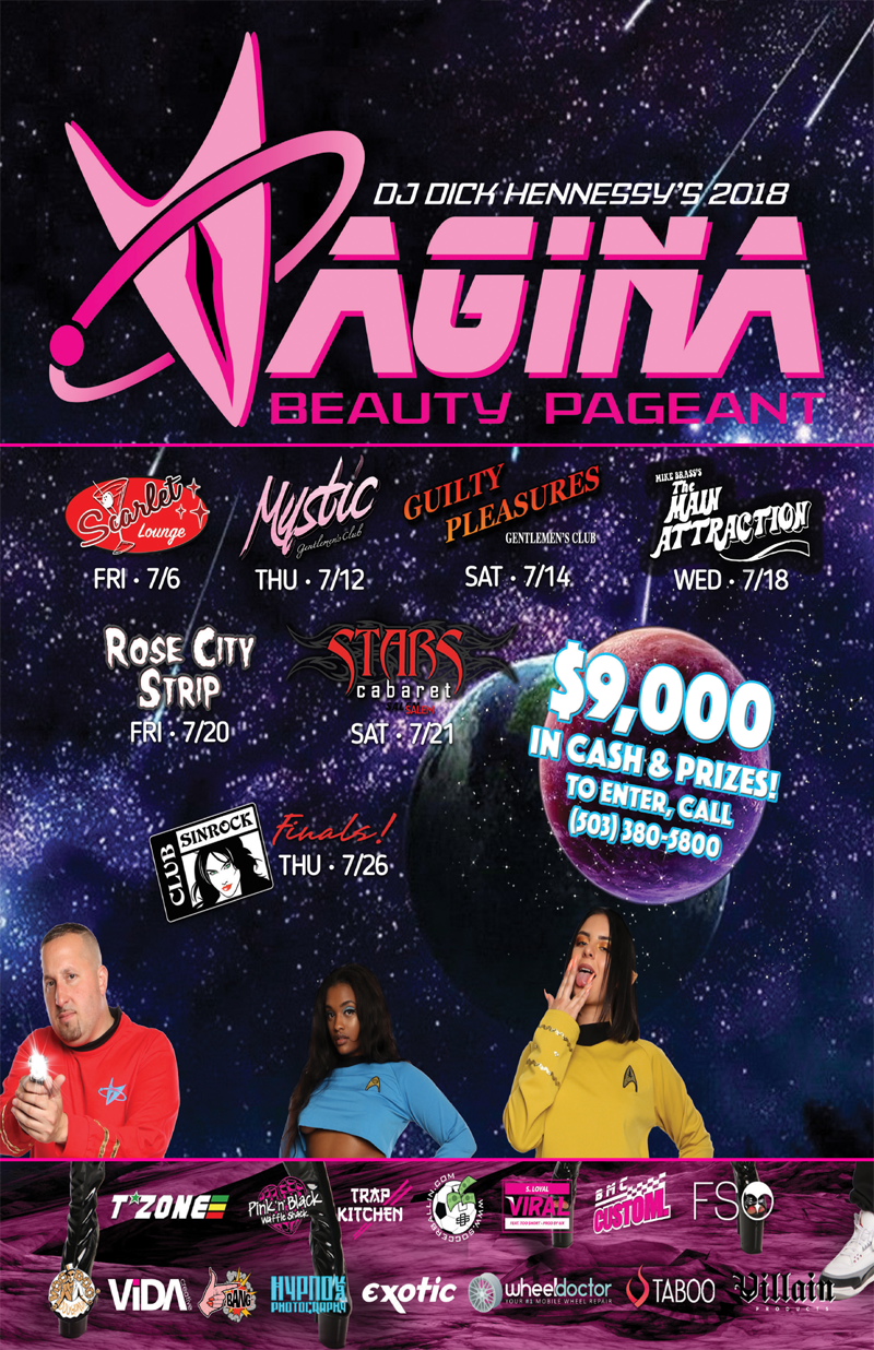 9th Annual Vagina Beauty Pageant