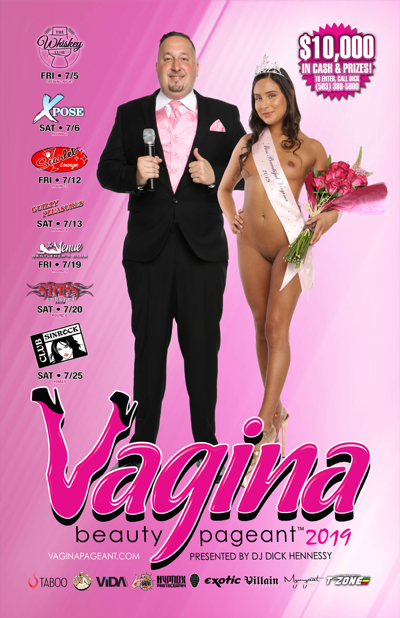 10th Annual Vagina Beauty Pageant